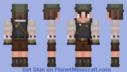 ⚙️𝓢𝓹𝓻𝓲𝓷𝓰 𝓗𝓪𝓷𝓭⚙️ Minecraft Skin