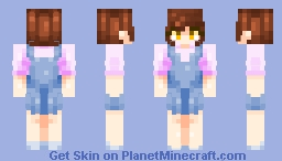 spring 2020 (′ꈍωꈍ‵) Minecraft Skin