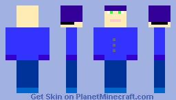 sp stan Minecraft Skin