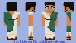 Antiqua Italia Citizen I - (cel_eri) Minecraft Skin