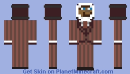 The RED Spy (Team Fortress 2) Minecraft Skin