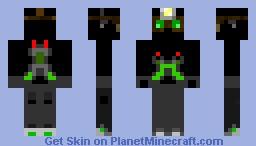 Spy Minecraft Skin