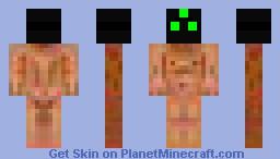 naket spy Minecraft Skin