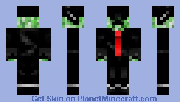 Creeper Body-Guard Minecraft Skin
