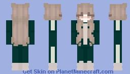 Squid Game Minecraft Skin