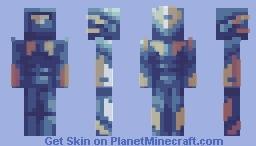 Light of Winter  (Secret Santa for Lemon-Lime-TooCold) Minecraft Skin