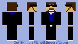 ssundee (/w shades) Minecraft Skin