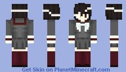 The temptation of St. Anthony Minecraft Skin