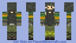 ST2 Minecraft Skin