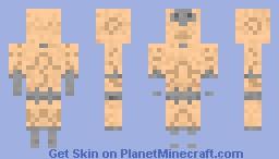 HL2 Stalker Minecraft Skin