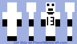 stalker Minecraft Skin