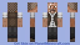 Stalker Sidrovich Minecraft Skin