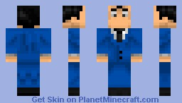 Stan Smith (American Dad) -Request- Minecraft Skin