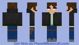 Silente - 'Ender Hunter' Minecraft Skin