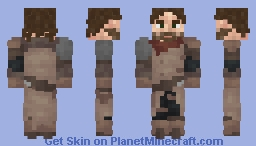 [LotC] Stanley's Default Outfit Minecraft Skin