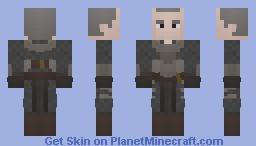 """Stannis """"The Mannis"""" Baratheon Minecraft Skin"""