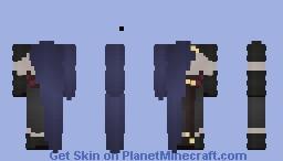 [X] Hawt Robes Minecraft Skin