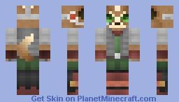 Amazing Starfox McCloud Minecraft