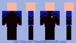Star Trek MC: Medical / Science Uniform (2385) Minecraft Skin