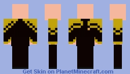 Star Trek MC: Security / Engineering / Operations Uniform (2385) Minecraft Skin