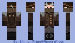 SteamPunk Minecraft Skin