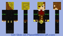 steampunk leader Minecraft Skin