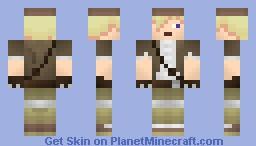 Steampunk Guy (Shaded) Minecraft Skin