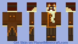 Steampunk Pilot Minecraft