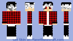 if you use my skin be kind and subscribe to Mvtr1x So2 on yt Minecraft Skin