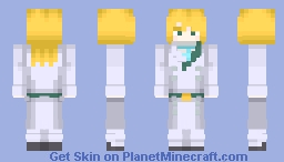 [Bleach TYBW] Jugram Hasgwalth Minecraft Skin