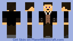 Steampunk Guy Minecraft Skin