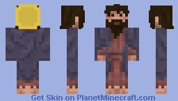 Christ Minecraft Skin