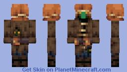 Suspicious Trader Skin Minecraft Skin