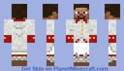 Steve Butler Minecraft Skin
