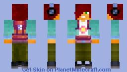 ✴✧  🎀  🆃🅴🅴🅽 🅷🅸🅺🅴🆁   🎀  ✧✴ Minecraft Skin