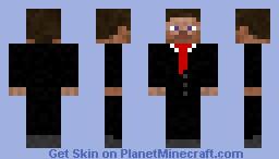 Steve In Suit
