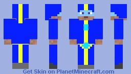 wrestler Minecraft Skin