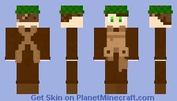 WW2 British Soldier Minecraft Skin