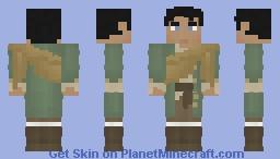 [LoTC] A Tropical Basrid Minecraft Skin