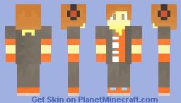 Persona 4 Dancing All Night - Yosuke Hanamura Minecraft Skin