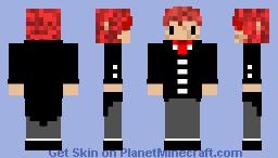 formal grian Minecraft Skin