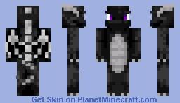 Ender Dragon Skin  1 Minecraft Skin