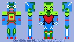 Natural wonders :3 Minecraft Skin