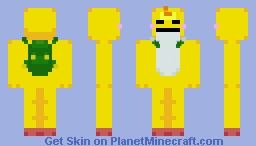 Momomo Minecraft Skin
