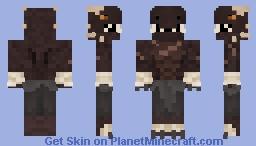 Metzli | 𝗟𝗙 Minecraft Skin