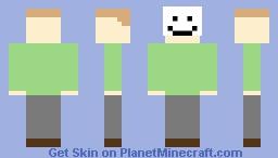 Toni Tonight's Dream Minecraft Skin