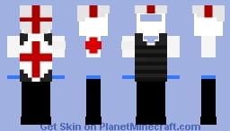 medic Minecraft Skin