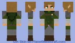Woodelf (Classic Version) Minecraft Skin