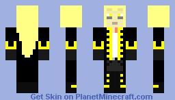 Alucard (Castlevania) Ver2 Minecraft Skin