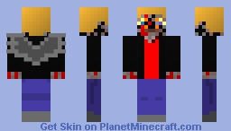 Daruto (full strength) Minecraft Skin